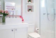 Casa nova banheiro / by Carol Deus