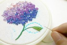 Embroidery & Quilt / by Pinanong T