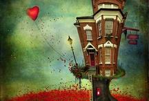 I Love Art / by Lilyshop with Jessie Jane