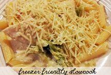 Frozen Recipes / by Sydney Holder