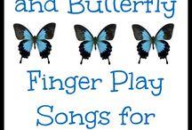 Preschool songs / by Liz Morrison