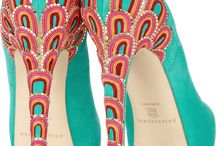 Shoes / by Sharon Bellamy-Simms