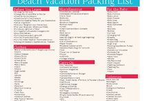 Vacation / by Nicole Wilson