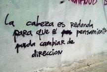 Citas / Citas, proverbios, refranes... / by Carlos Díaz Pérez