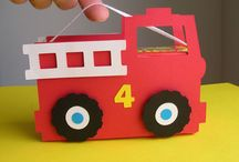 fire engine party / by Charlotte Cooper