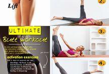 workouts / by kayla vincent