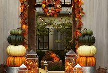 autumn {porches} / by Marci Welcker