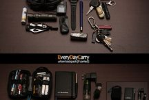 Every Day Carry EDC / Ideas for EDC everyday carry / by Homeland Survival