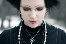 Emo, goth, alternative People / by Lydia Curtis