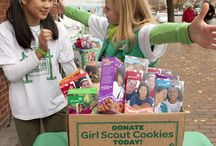 Bling Your Booth Ideas / by Girl Scouts of West Central Florida
