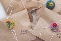 Jolis emballages / by Lili et le scarabée rOZ