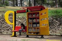 Bibliotecas (Edificios) / Library building / Just pins from outside libraries (no bookstores). Photos from inside libraries at http://pinterest.com/balduqueando20/bibliotecas-por-dentro-inside-libraries/ If you want to participate in this board or in any other, follow us or send an email to balduqueando20@gmail.com  / by Balduqueando 2.0