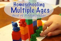 Homeschool: Organization / by Shalynne Addison