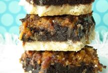 Sweet Treats - brownies and other bars of goodness / by Melina Lodge