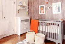 Home: Nursery / by Kate Harward