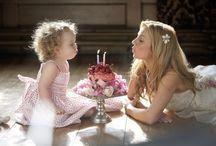 Scarlet's 1st Birthday Party ideas / by Kaddie Christensen