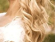 Wedding Hair / by Deanna