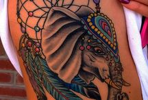 Tattoos / by McKenna Sloan