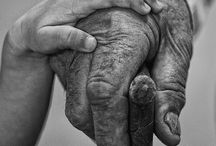 hands can tell a story........ / by Robin Peters LeGrand