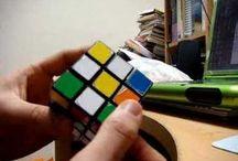 How to solve a Rubik Cube / by Nicolas Martinie