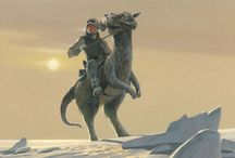 Ralph McQuarrie / by James Dimmock
