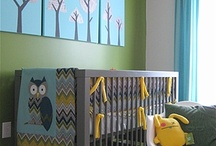 Nursery / by Jennifer Toller