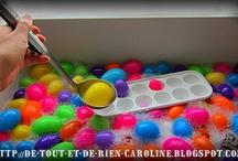 activités enfants 04 1 pâques / by sandrine chalard