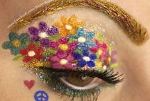 makeup & nails / by Emma Cohen
