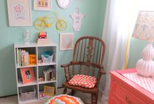 Nursery / by Heidi Shiner