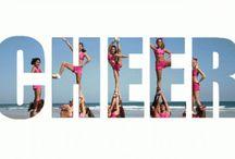Cheerleading  / by Miranda Somers