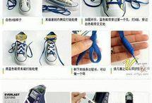 Shoelace Creativity / by Kundai BENHURA