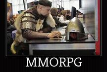 The World Online / MMORPGs, and any other MMO or online related games. / by RPG.ORG
