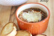 Soups / by Patty Jones