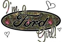Ford / by Jessica May