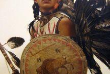 Native Americans  / by Geneva Bringardner-Deville