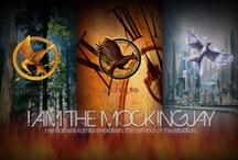 I am the Mockingjay / Catching Fire was amazing! I want to go again to see it!  / by Kate The Great
