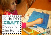Kids crafts & activities / Creative, messy ideas for children / by Keeper of the Home