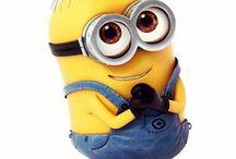 Minions!! / by MATHEMATICAL!!