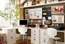 Home office / by Megan Tree