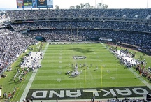 Oakland Raiders / by Visit California