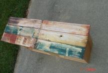 Furniture Refurbishment / by Jennifer Brown