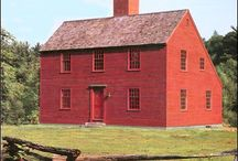 Colonial Style / by Barbara Farling