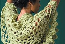 Crochet Shawls & Capes / by KathleenWagnerSciola