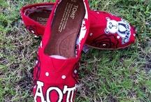 Shoe Craze / by tacia_donuts