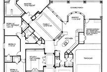 house plans / by Shelli Runnels Randall
