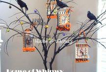 Autumn Decorating / by Myra Haddad