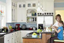 Kitchens / by Stephanie Balden