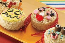 Treats Made With Candy / Put your favorite sweets into Rice Krispies Treats®! / by Rice Krispies®
