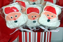 Christmas Yummies / This is a collection of Christmas Yummies created by The Wacky Cookie Company. Hope you guys enjoy  / by The Wacky Cookie Company