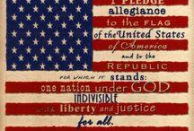 American History / by Kathy Bollmer Skinner
